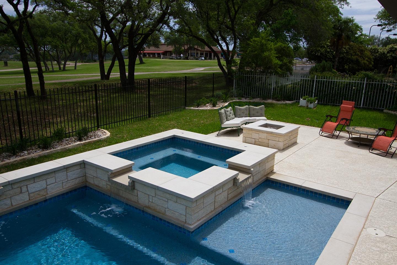 Geometric Pools Paradise Pools