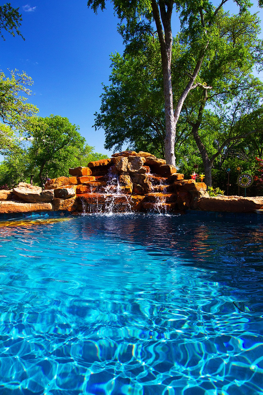 Grottos & Waterfalls - Paradise Pools